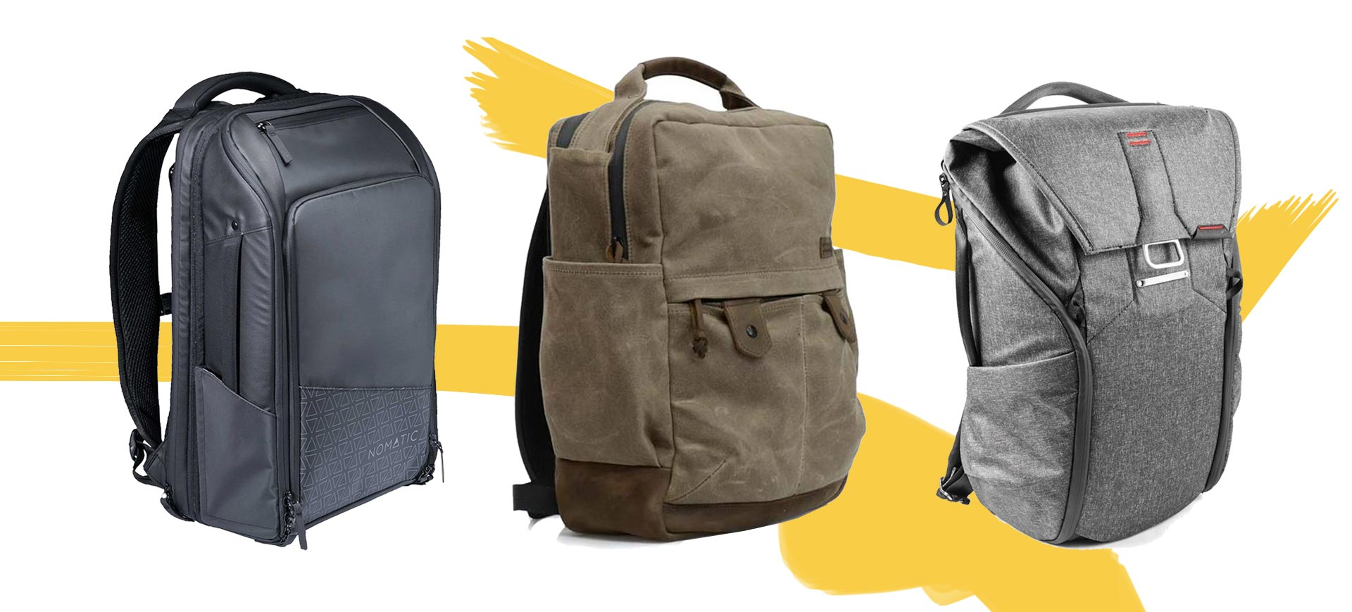 The Big List of Modern, Stylish Daily Carry Bags