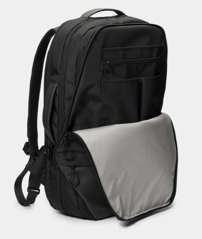 OpposeThis Invisible Carry-On Backpack Solid organization in this bag 072a53870bf9f