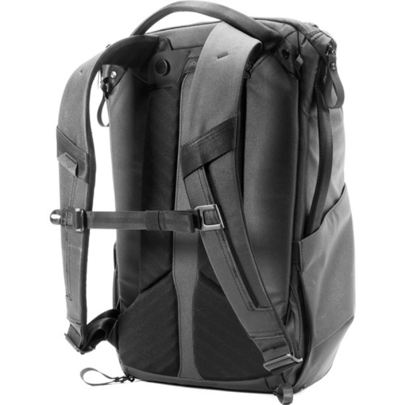 Peak Design Everyday Backpack Some people complain about the straps being too stiff. I, personally, don't mind it because this pack stands alone in features and quality.