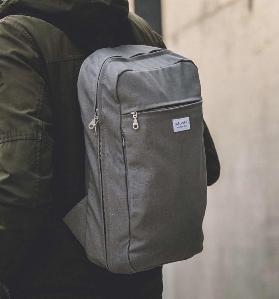 Baron Fig Backpack