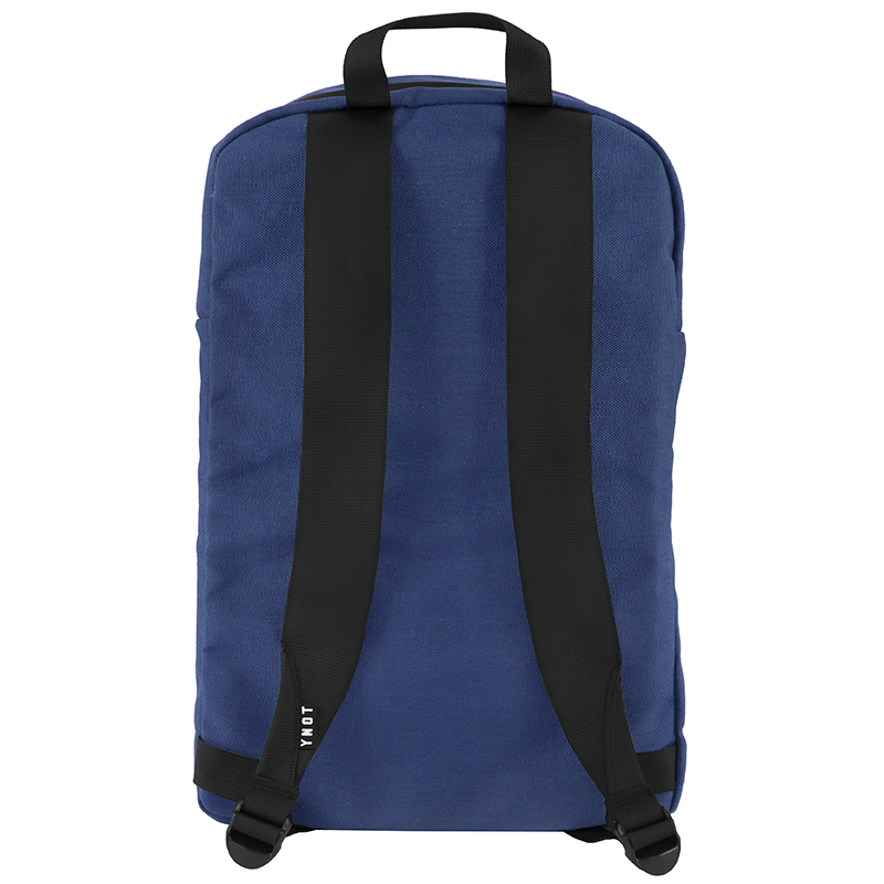 YNOT Deploy Packable Backpack Simple, honest materials, like these seatbelt nylon shoulder straps.