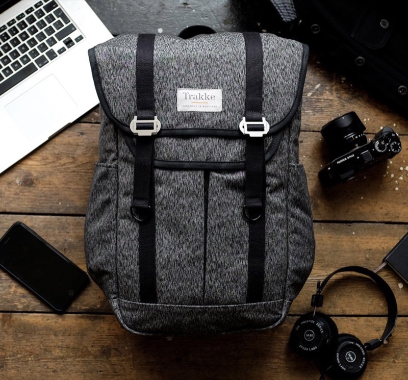 Trakke Bannoch Backpack Made with some of the loveliest, most durable, most stylish materials in the world.