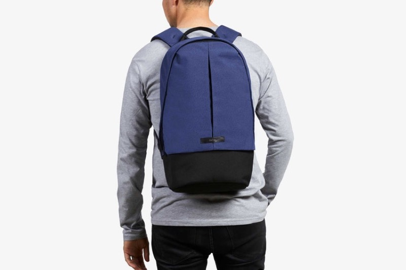 Bellroy Classic Backpack Plus Stylish and classic aesthetics (with so much modern organization).