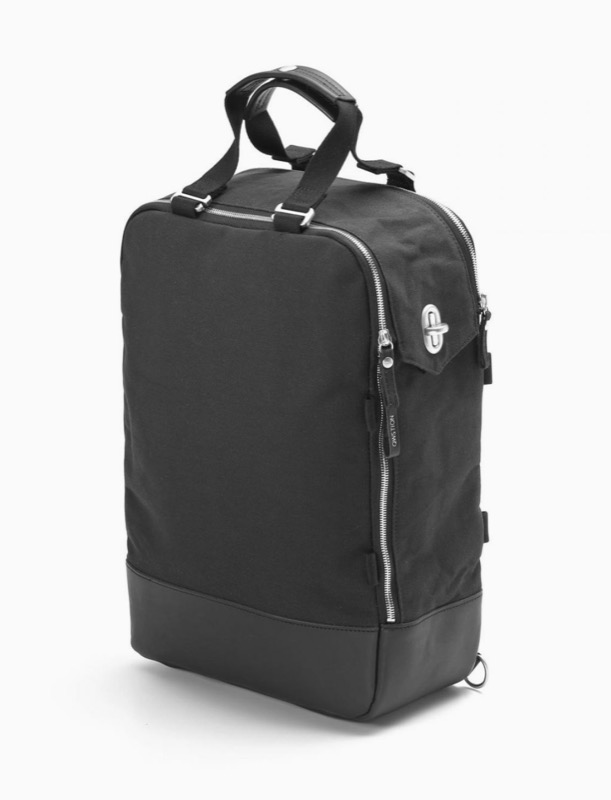 Qwstion Daypack (Office Backpack) Classy, simple, understated but very stylish aesthetic. (Lots of colors available too.)