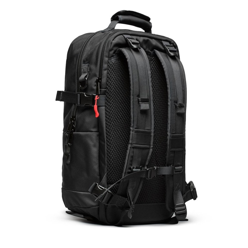 DSPTCH Daypack One of my favorite strap and back panel designs. Comfortable and breathable.