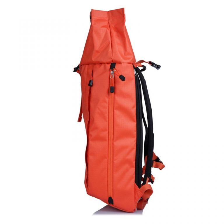 Rolltop for expandability